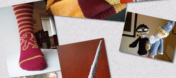 Free Harry Potter Knitting Patterns Craft Away The Crazy